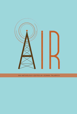 Cover of the anthology Air